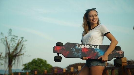 Подаръци-за- тинейджъри-електрически-скейтборд-лонгборд-koowheel