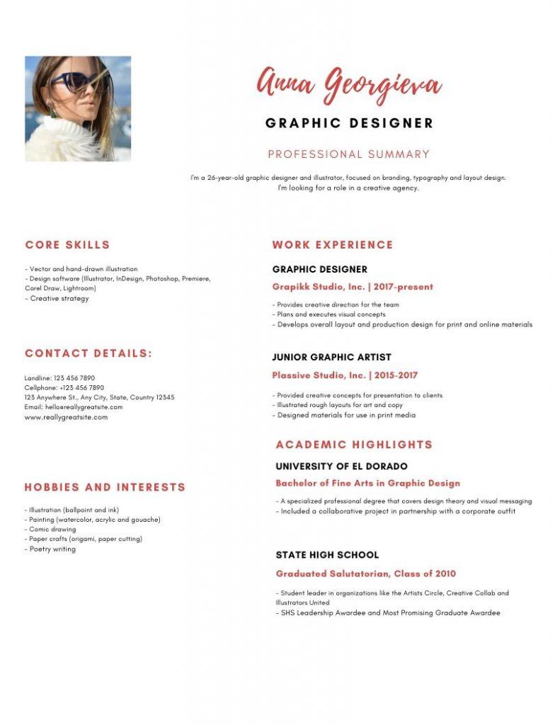 Как да напишем CV, което да впечатлява