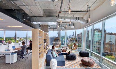 Креативен дизайн и висока продуктивност в офиса
