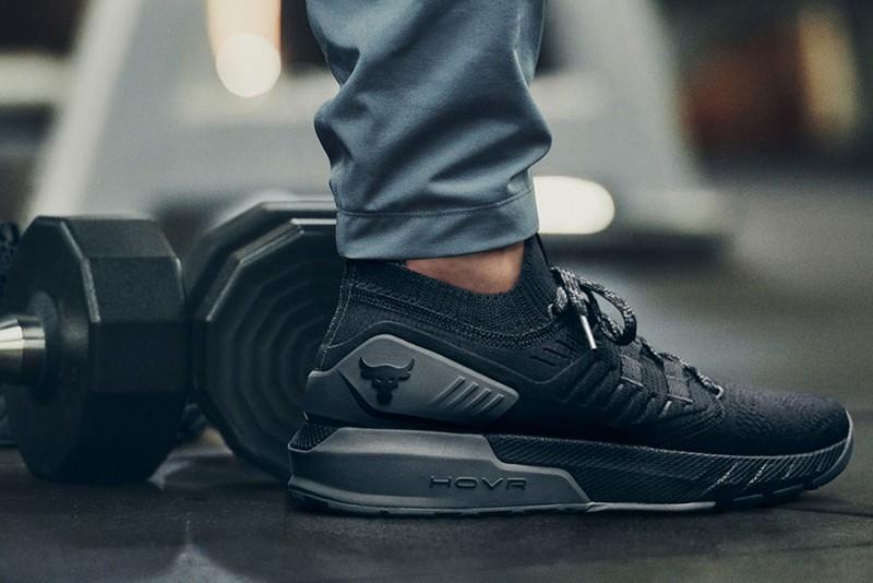 Дуейн Джонсън и Under Armour с проект Rock 3 Sneaker